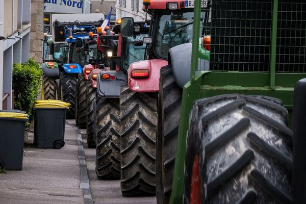A l'occasion d'une mobilisation nationale, les agriculteurs vont sortir leurs tracteurs pour manifester leur colère.