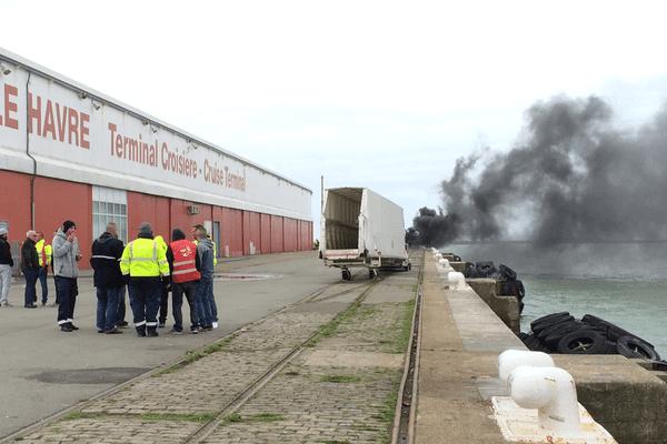 Samedi 7 octobre 2017 : mobilisation sur les quais du Havre