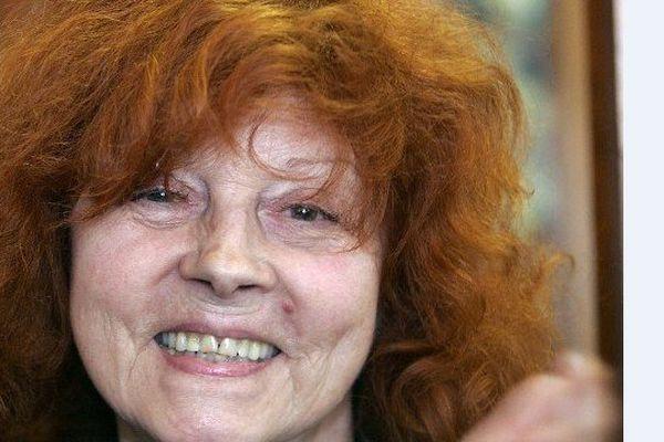 Régine Deforges était une fidèle de Lire à Limoges et du salon du livre de Brive