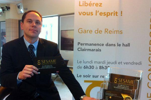 Sesame – Conciergerie sur mesure - Andric Baudette