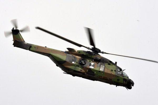 Le NH90 commandé à Airbus Helicopters