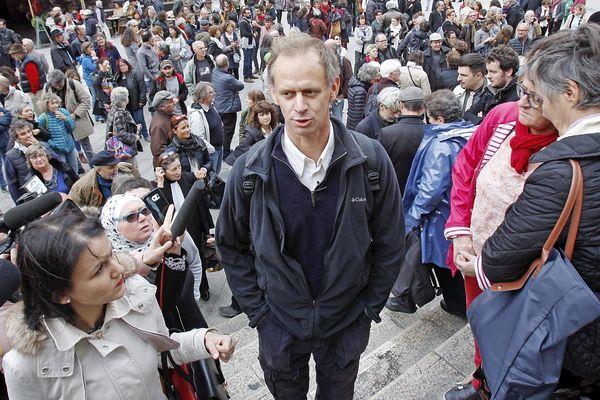 Pierre-Alain Mannoni, 45 ans, enseignant-chercheur à la faculté de Nice Sophia Antipolis, avait été interpellé le 18 octobre à un péage près de Menton.