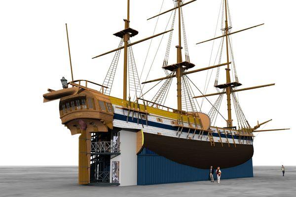 Un bateau pour apprendre l'Histoire négrière