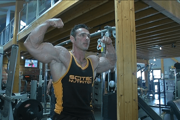 Le culturisme où l'art de développer ses muscles jusqu'à faire de son corps une sculpture