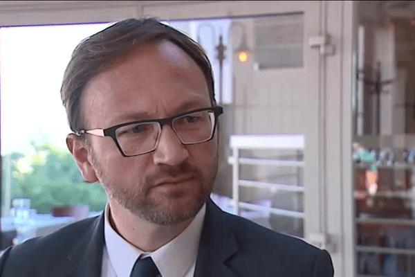 Patrick Mignola, chef de file Modem Régionales 2015 en Rhône-Alpes-Auvergne