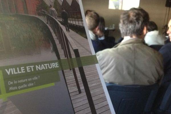 """""""Ville et Nature"""", de la nature en ville ? Mais quelle idée !"""