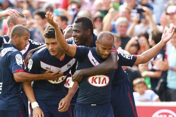 L'équipe doit rester soudée et mobilisée même face à un adversaire en bas du classement (Photo prise le 28 septembre contre Brest).
