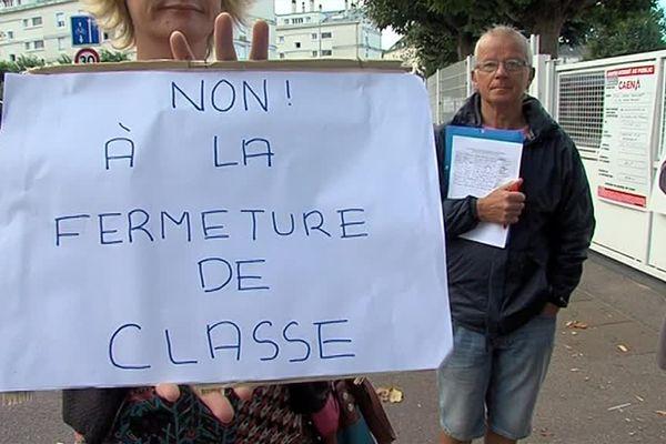 Les parents d'élèves d'Henri Brunet se mobilisent contre la fermeture d'une classe