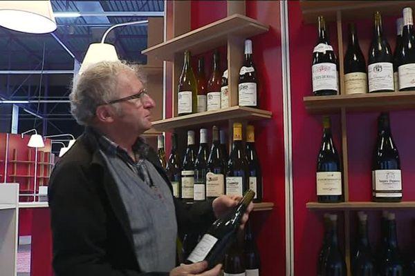Préparation du salon des Grands vins de Bourgogne 2018