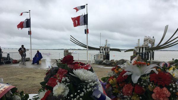 La cérémonie de commémoration de l'abolition de l'esclavage à Saint-Nazaire