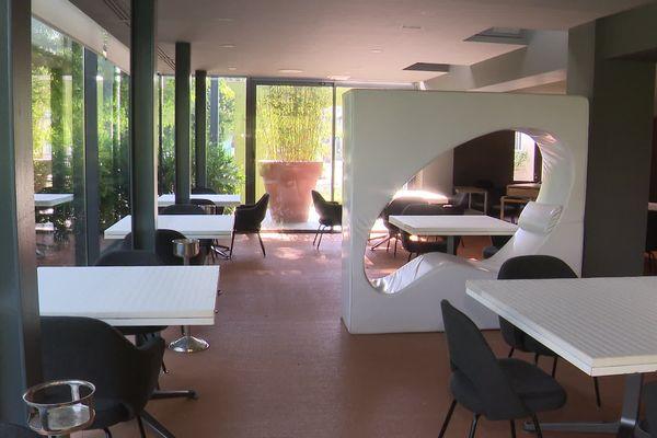A Bourg-Charente, le restaurant étoilé La Ribaudière attend le samedi 6 juin pour rouvrir.