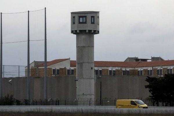 La prison de Perpignan au premier jour du confinement