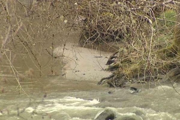 Le 13 février 2015, pour une raison encore indéterminée, plusieurs dizaines de milliers de tonnes de boue, stockées dans le barrage de la Bourboule (Puy-de-Dôme), était lâchées dans la nature et donc dans la Dordogne. Les conséquences sont terribles. Les associations de pêcheurs parlent de catastrophes écologiques. Des milliers de poissons, des truites notamment, n'ont pas survécu à l'écoulement.