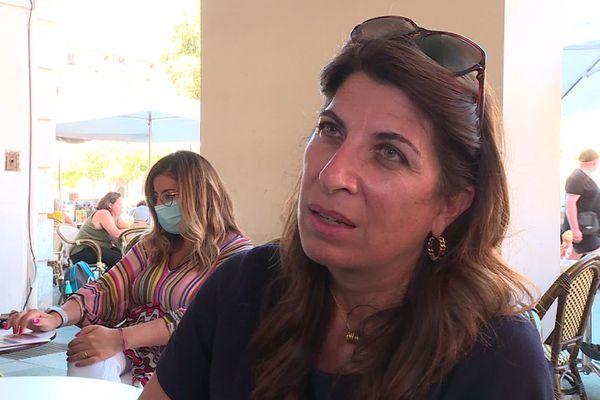 Géraldine Ghostine, présidente de l'association Mon Liban d'Azur, a lancé une campagne de collecte de dons pour les hôpitaux.