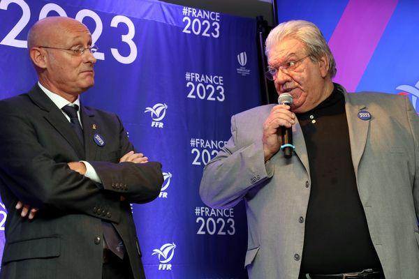 Bernard Laporte et Paul Goze vont-ils réussir à s'entendre?