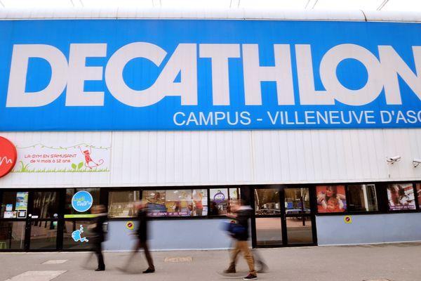 Decathlon Villeneuve d'Ascq