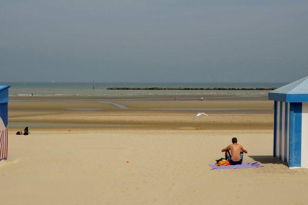 La plage de Malo-les-Bains (image d'illustration).