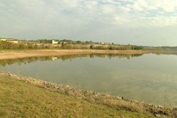 Le barrage de Fourogue est situé à 30 kilomètres du site de Sivens