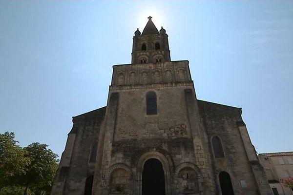 Segonzac (Charente), ville départ de la deuxième étape du TPC 2018