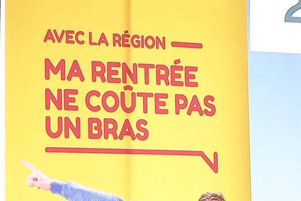 La région Occitanie fournie une carte jeune pour tous les lycéens et apprentis - août 2017
