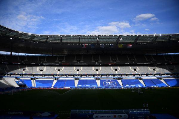"""Le """"vaccinodrome"""" du Stade de France devrait ouvrir le 6 avril. (Image d'illustration)"""