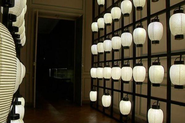 """""""As mobile as butterfly"""", les Chochins du Japon au musée des arts décoratifs de Bordeaux."""