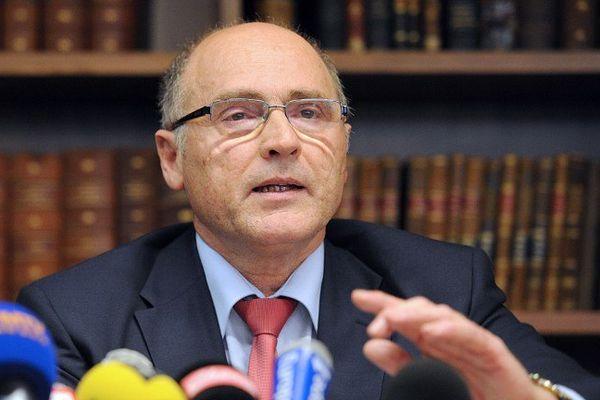 Le procureur de la République de Marseille, Brice Robin, ici en juin dernier.