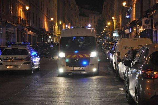 14/01/15 - Rixe de Bastia, le pronostic vital du blessé par balles toujours engagé jeudi