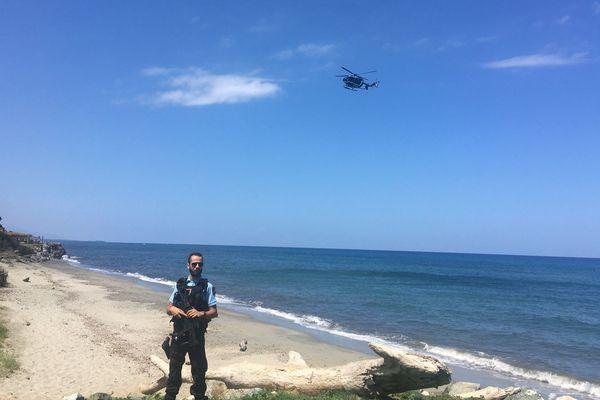 Un avion s'est écrasé à San-Giugliano mardi 17 juillet. Deux personnes sont décédées.