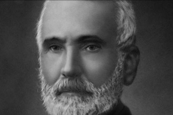 Portrait de Michel Pacha.