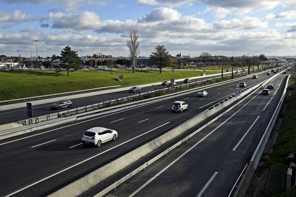 Un accident sur l'A47 a fait deux blessés grave, à hauteur de L'Horme, dans la Loire