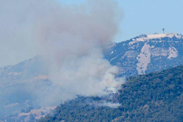 L'incendie du 6 juillet a nécessité l'intervention des avions Trackers et Canadairs