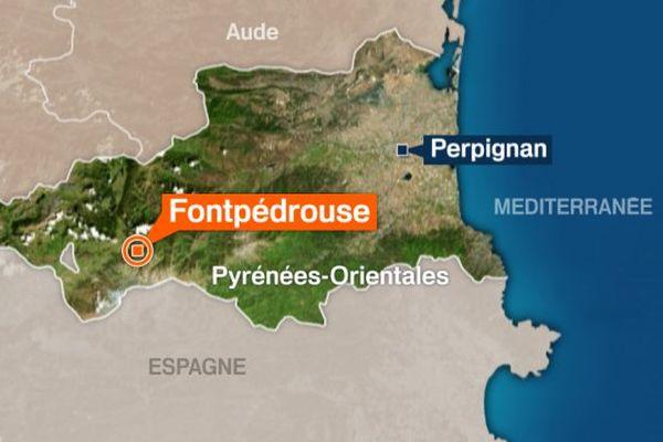 Fontpédrouse, Pyrénées-Orientales.