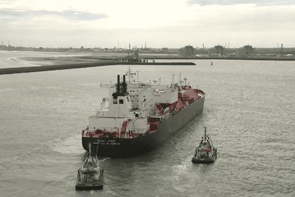 Un bateau en escale au port de Brest peut être contrôlé par l'un des dix inspecteurs du Centre de Sécurité des navires.
