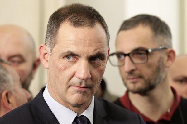 Les trois partis de Pè a Corsica dont celui de Gilles Simeoni ont déclaré soutenir la manifestation.