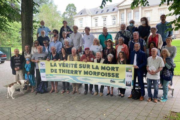 L'employeur de Thierry Morfoisse refusant sa responsabilité dans la mort du chauffeur en 2009, l'affaire fait l'objet d'un appel devant le Tribunal des Affaires de sécurité sociale de Saint-Brieuc, jeudi 1er juillet.