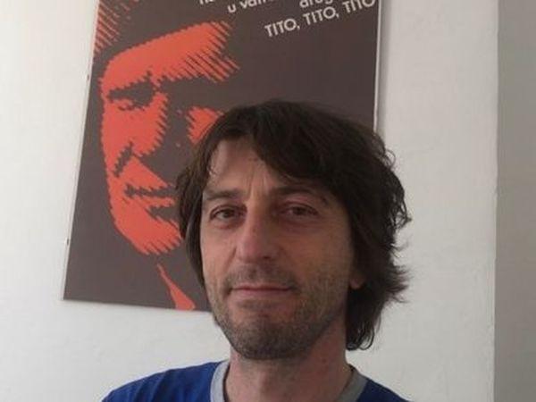 Luc Miglietta  est intermittent du spectacle dans l'Hérault
