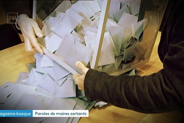 5 maires sortants du Pays basque témoignent