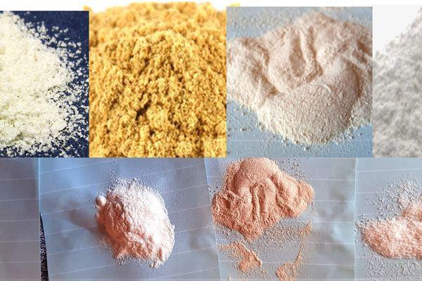 Différents chitosans peuvent être produits