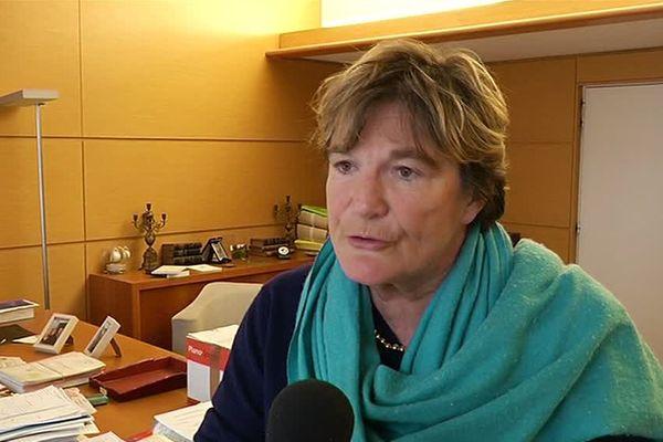 Edwige Roux-Morizot, Procureur de la République à Besançon