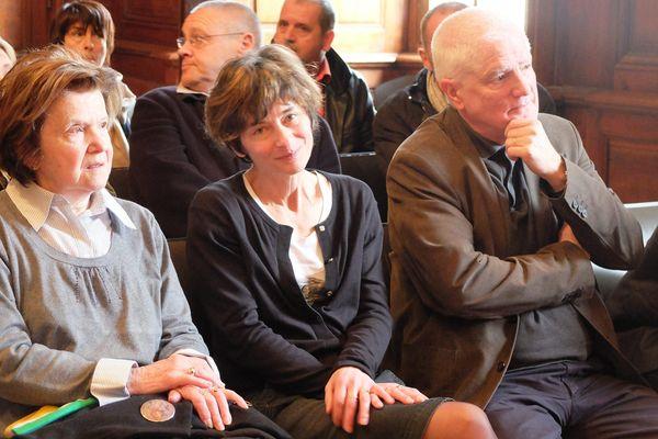 La grand-mère, la maman et le papa de Pierre Nasica
