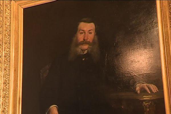Portrait de Joseph Magnin
