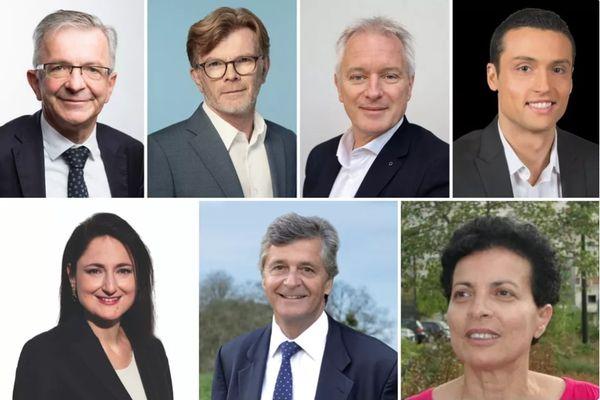 Les candidats aux élections régionales 2021 en Centre-Val de Loire.