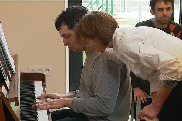 L'association « Vivre et travailler autrement » accompagne des personnes autistes, notamment via la fondation Andros.
