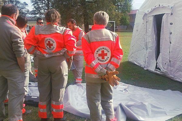 Les élèves sont sensibilisés à l'utilisation du matériel d'urgence