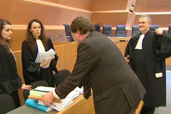 Le procès se tient jusqu'à lundi aux Assises de l'Isère.
