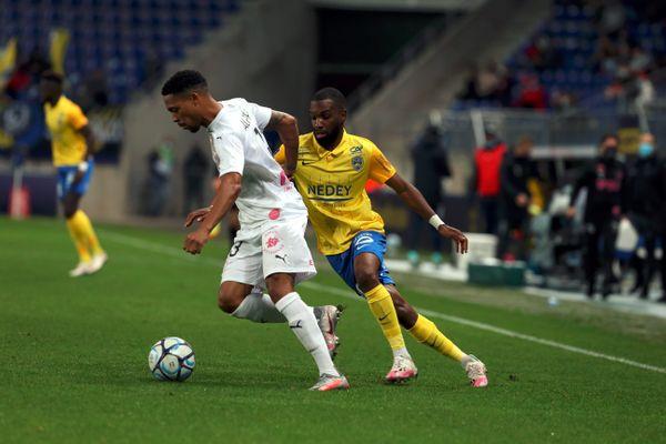 Sochaux s'est incliné 2 à 0 contre Amiens, lundi 26 octobre.