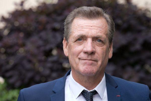 Denis Sommer député LREM du Doubs /  © JC Tardivon - maxppp