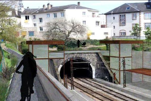 Un projet de tram train à Limoges