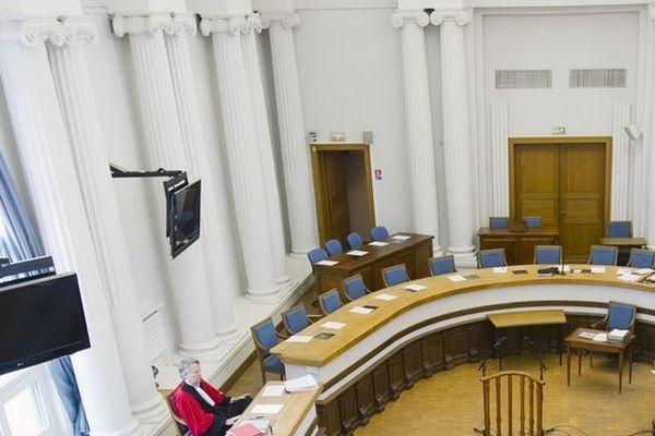 Le procès de Fabrice Hornec se tient aux assises de Douai.
